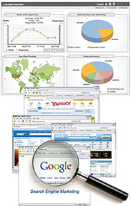 Search engine-friendly websites